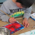 アート教室風景1